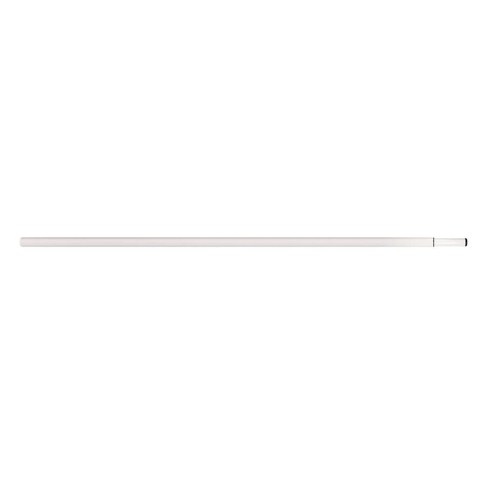 特力屋金屬伸縮窗簾桿150-275CM 白色