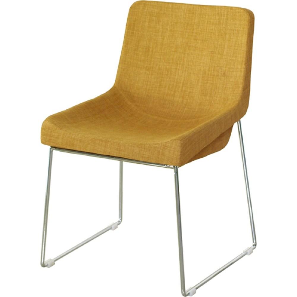 【YOI傢俱】洛格餐椅-土黃