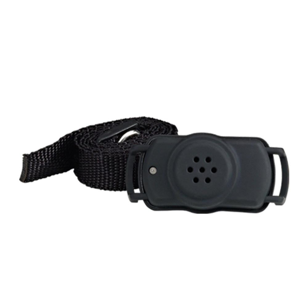 金德恩 台灣製造 通用型犬超音波溫和止吠行為訓練項圈/遠端訓練個