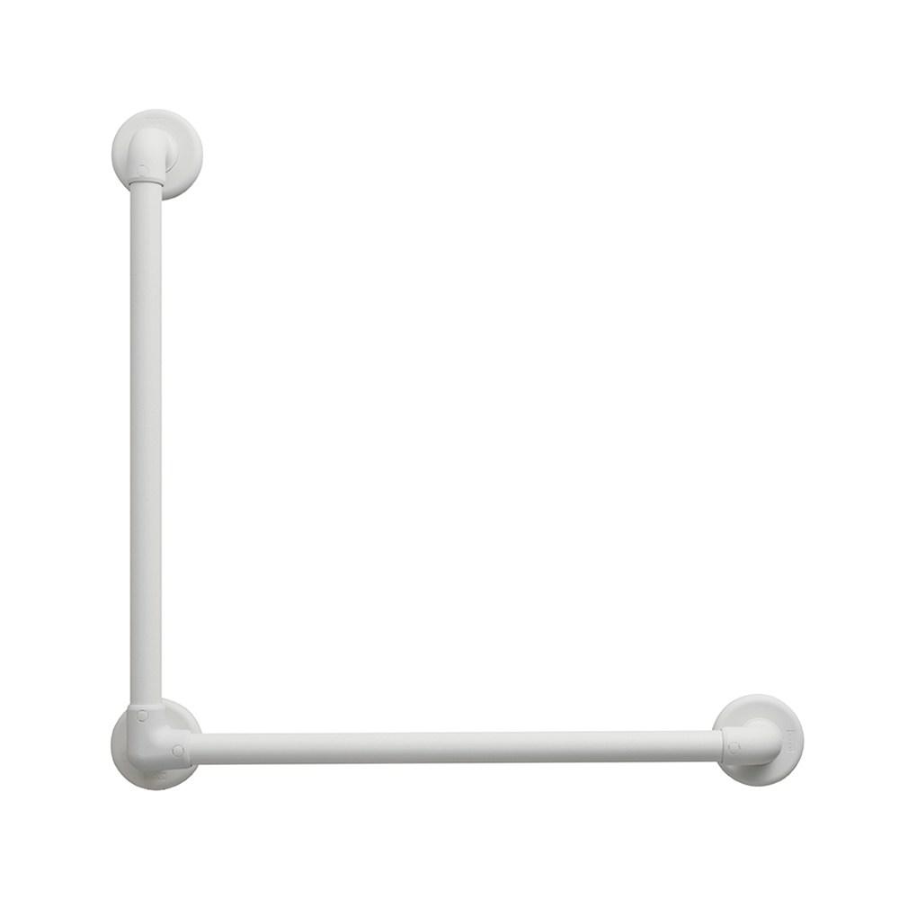 日本MAZROC浴廁止滑L字型扶手60x60cm