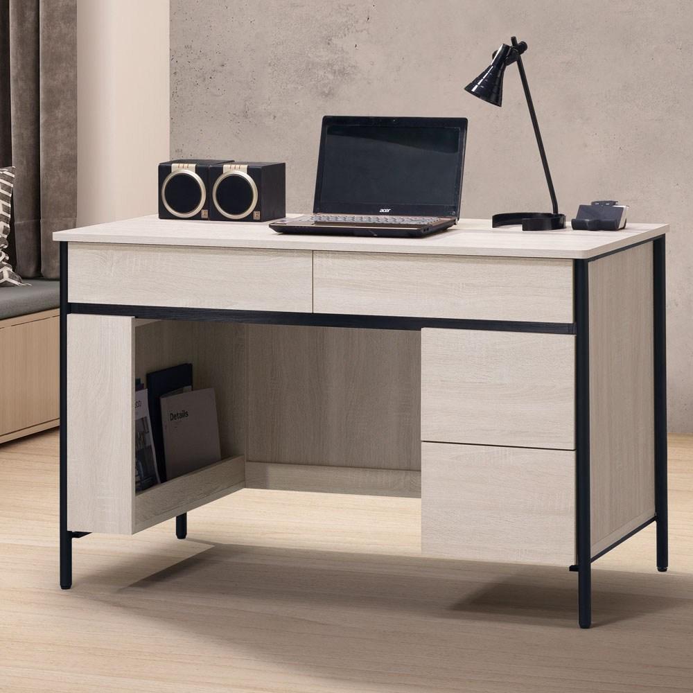 Homelike 利奧尼4尺書桌