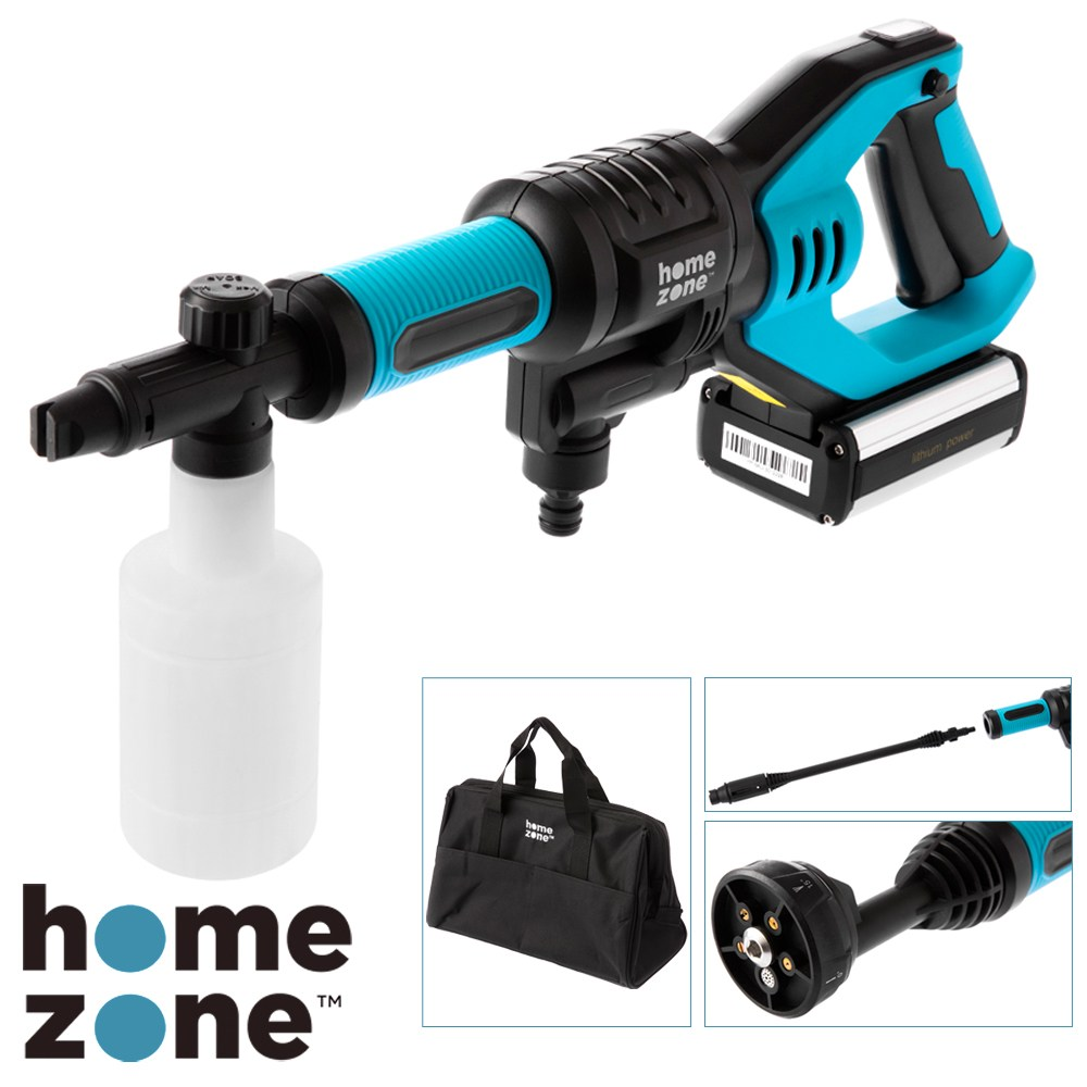 Home Zone 鋰電手持式清洗機 型號HPD2301