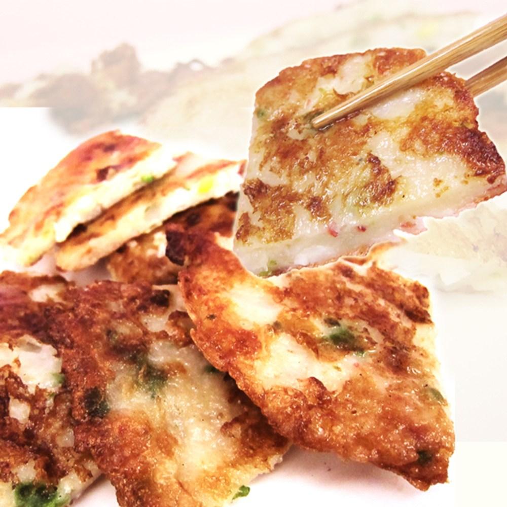 老爸ㄟ廚房.黃金月亮蝦餅(200g/包,2片/包,共三包)