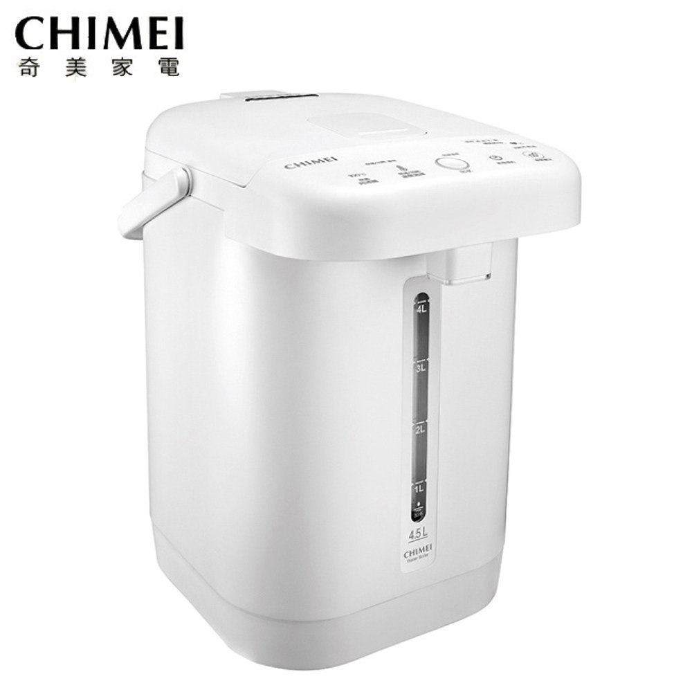 CHIMEI奇美4.5L不鏽鋼觸控電熱水瓶 WB-45FX00