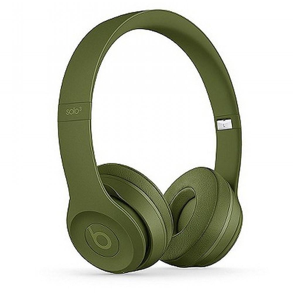 Beats Solo3 Wireless 草原綠 藍牙無線降噪耳罩式耳機