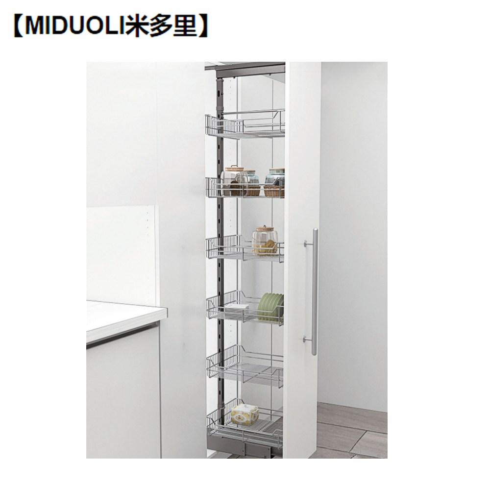 【MIDUOLI米多里】HB141G 緩衝低/中/高昇櫃 重型緩衝