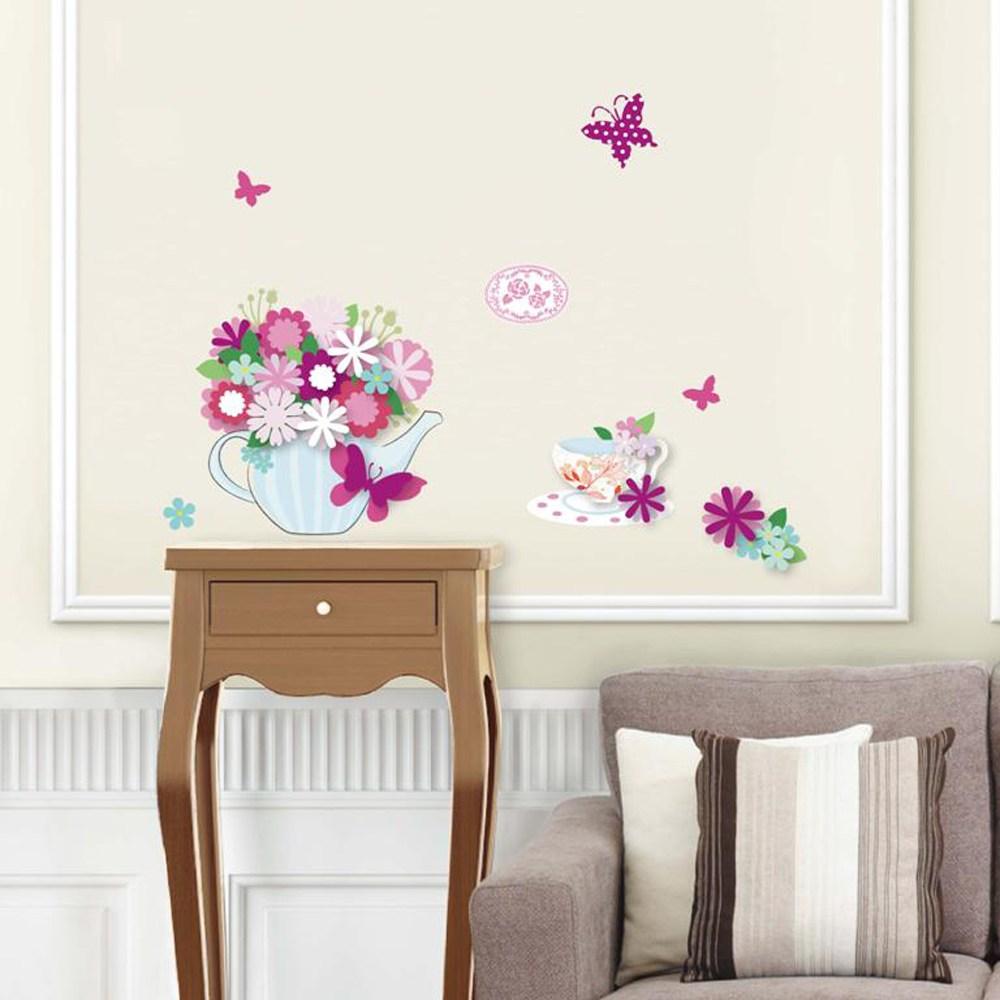 五彩蔥半手工壁飾貼 HPA2215