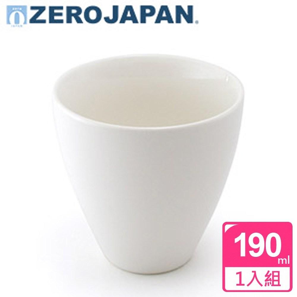 ZERO JAPAN 典藏之星杯(白)190cc 190cc
