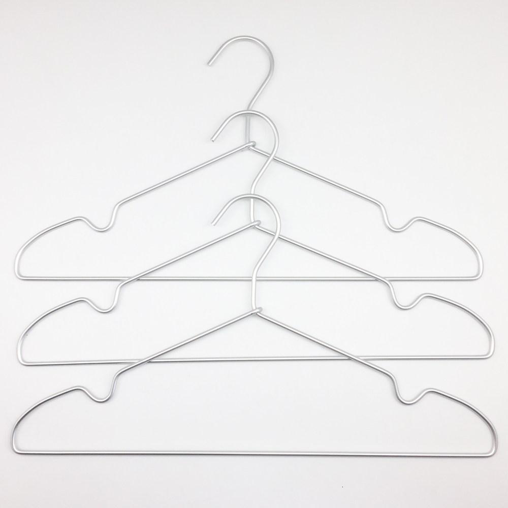 (組)特力屋鋁製衣架3支組12組共36支