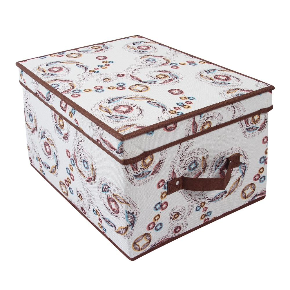 艾米莉長形收納盒 33x41x24.8cm
