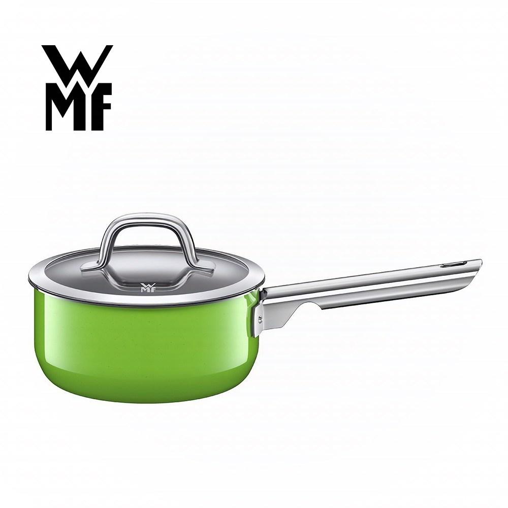 福利品【德國WMF】Naturamic系列16cm單手鍋(綠)