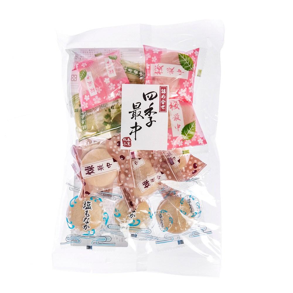 日本丸一製菓 - 四季最中餅195g