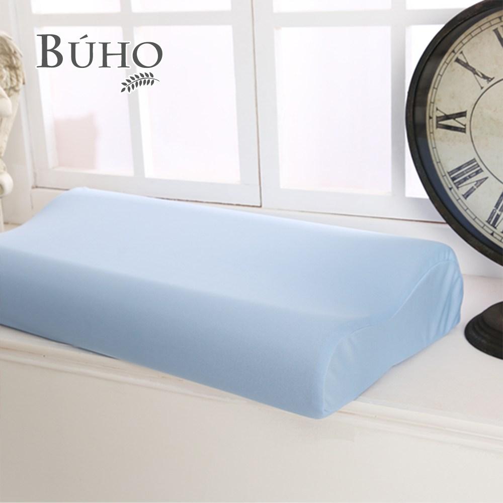 【BUHO】加大型竹炭健康記憶枕(2入/組)2入