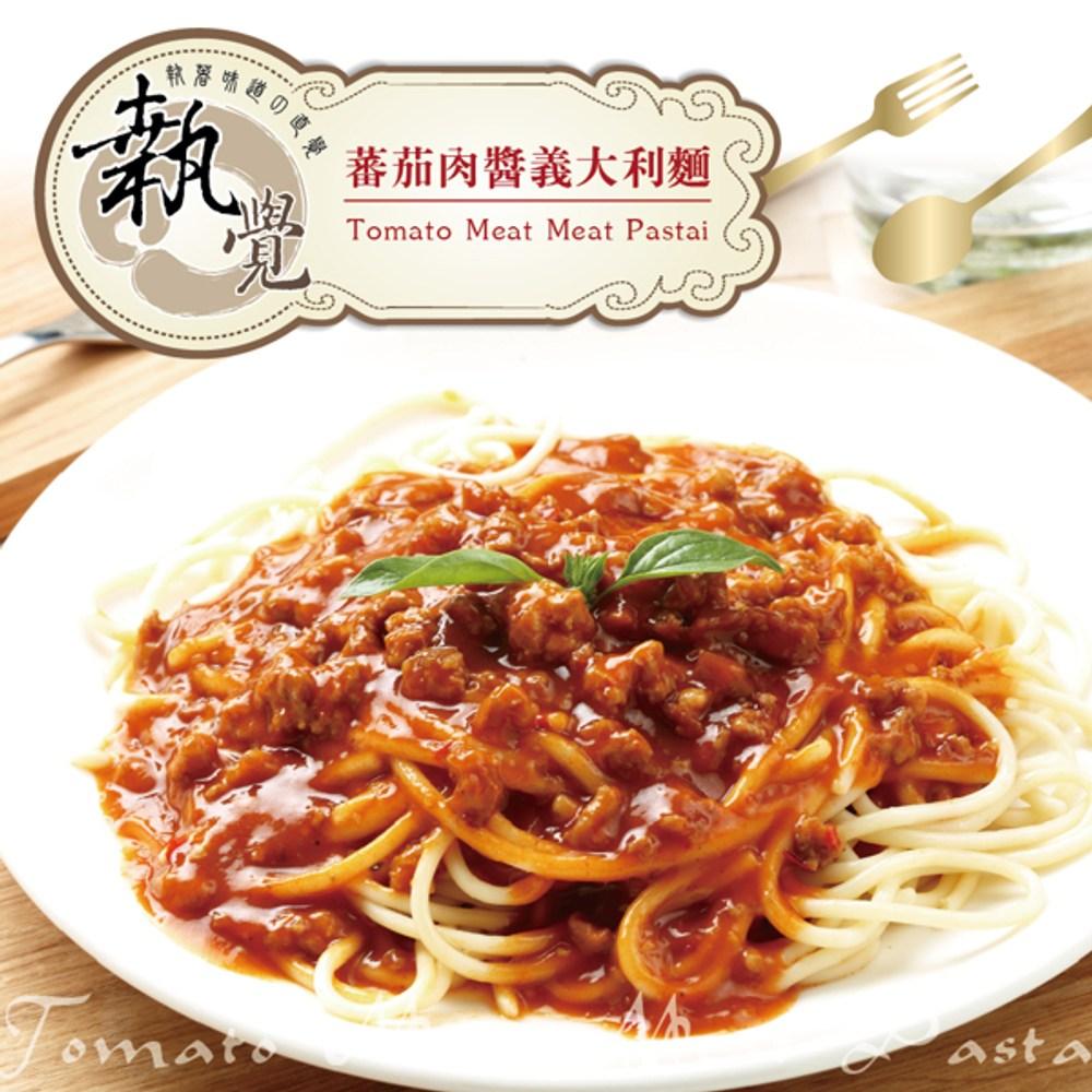 執覺MS.蕃茄肉醬義大利麵(400g袋,共3袋)