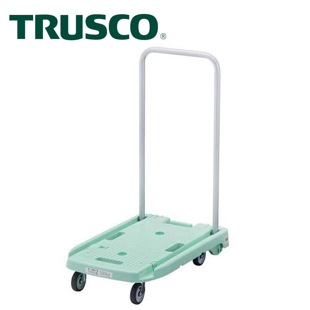 【Trusco】 彩色小型手推車790-綠
