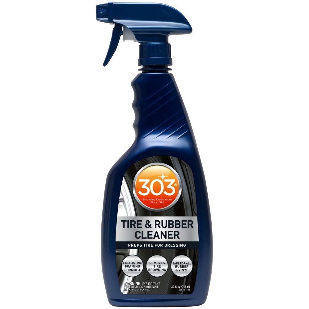 303 輪胎橡膠潤澤清洗劑