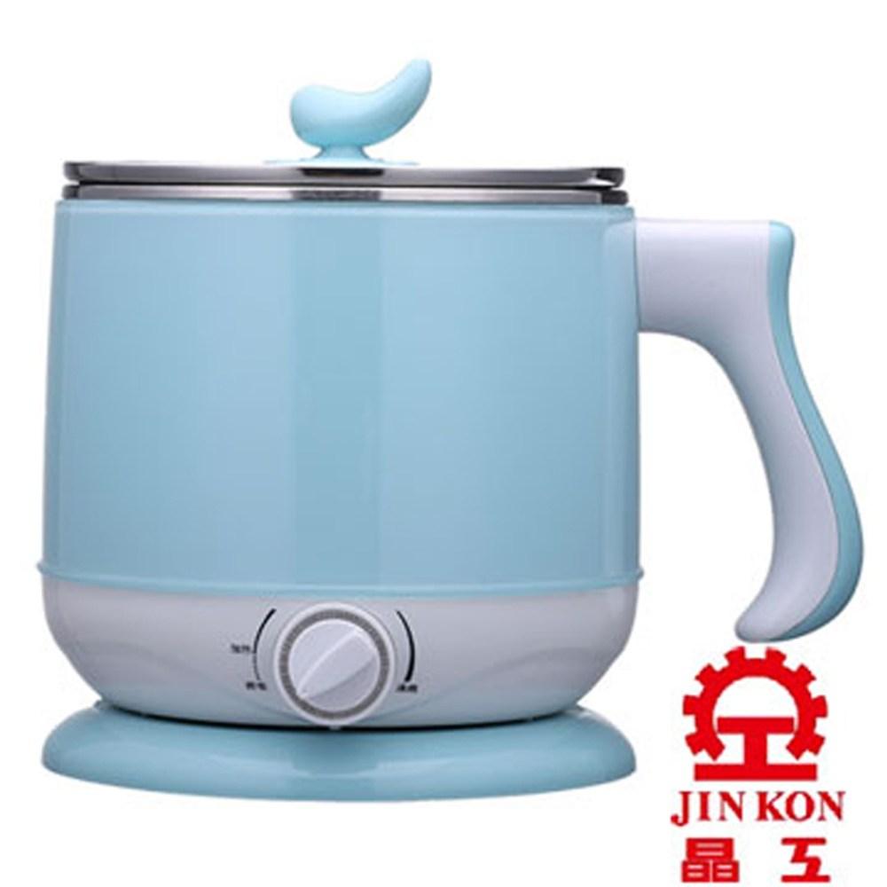 【晶工牌】2.2公升 不鏽鋼多功能電碗 JK-301B