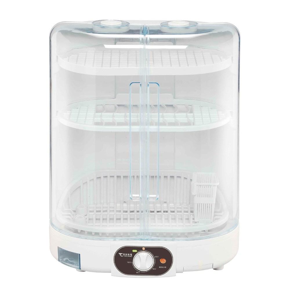 【東銘】三層直立式溫風烘碗機 TM-7701