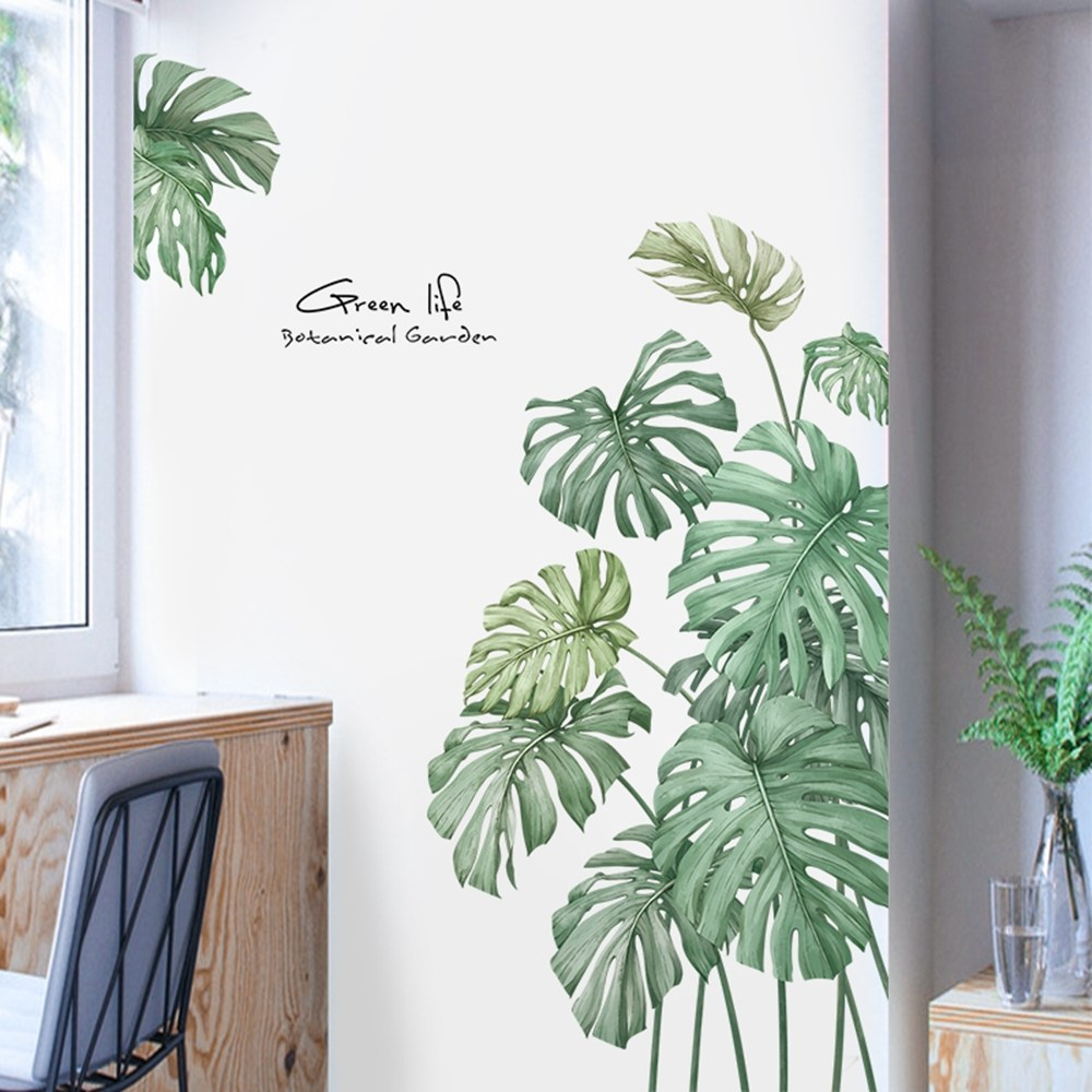 【Loviisa Green life】無痕壁貼 壁紙