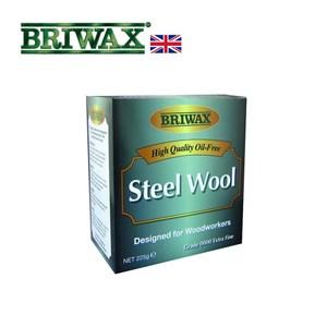 【英國Briwax】鋼絲絨 0000號 225g(鋼絲絨)