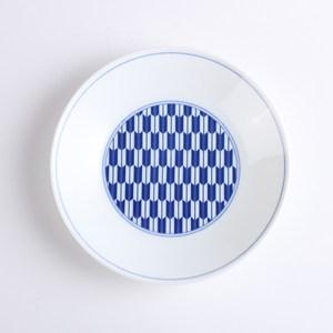 日本晨月圓盤18cm 箭紋