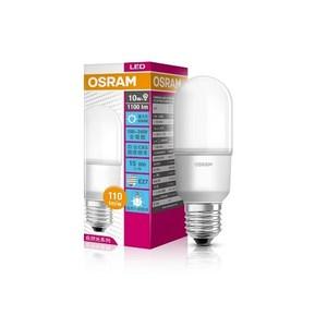 歐司朗10W LED燈泡STICK 晝光色