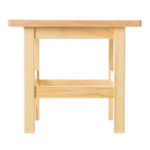 特力屋 複合式實木小板凳