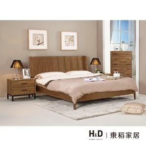 H&D漢諾瓦5尺雙人床