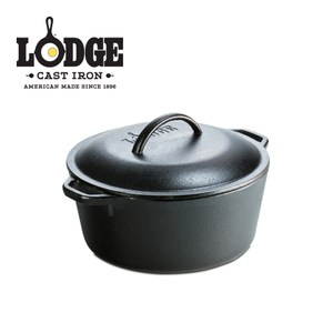 Lodge 鑄鐵荷蘭鍋 7Q/6.7公升