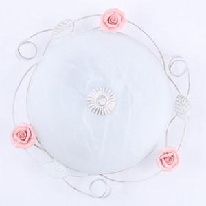 古典玫瑰3+1燈吸頂燈