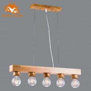 【Honey Comb】北歐風餐吊燈五燈(LB-31211)