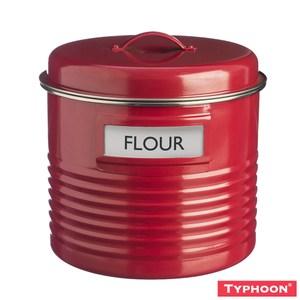 【TYPHOON】復古大型儲物罐3-65L(紅)