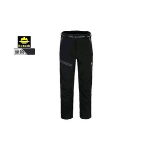 BOTACK布特軟殼褲shell褲(類男西裝褲面料款LMT3-1094黑XL