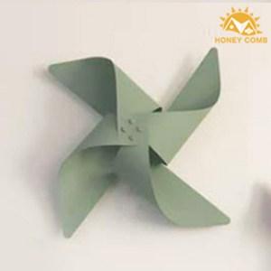 HONEY COMB 馬卡龍創意風車壁燈 百搭六色TA8445 綠色