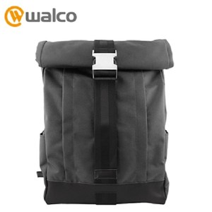 Walco 城市通勤後背包(碳灰)