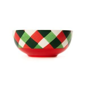 HOLA 耶誕派對湯碗15cm 企鵝