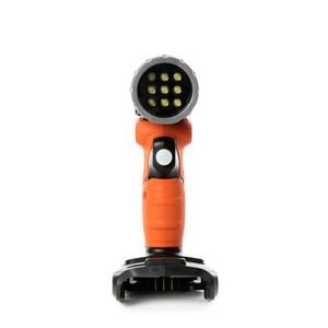 BLACK+DECKER 12V Max USB LED工作燈 單機 BDCCF12UB