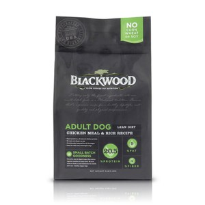 【BLACKWOOD】柏萊富特調低卡保健配方雞肉+糙米-15磅