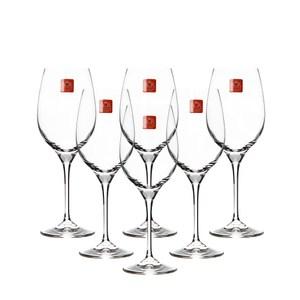 義大利 RCR 茵芙曼 無鉛水晶白酒杯 370ml 6入