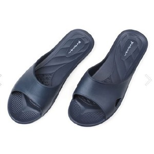 7926舒適便利室內拖鞋 深藍L