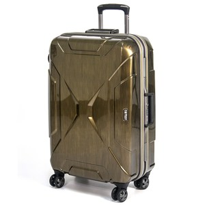eminent 雅仕 - 20吋太空艙髮絲紋旅行箱-二色可選URA-9古銅