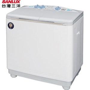 SANLUX台灣三洋 雙槽10kg半自動洗衣機 SW-1068