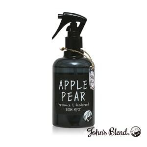 日本John's Blend 香氛除臭噴霧(280ml/瓶)蘋果甜梨
