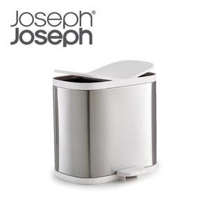 【Joseph Joseph】不鏽鋼分類垃圾桶(6L)