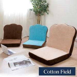 棉花田【吐司】多段式折疊和室椅-3色可選米咖色