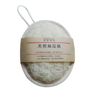 絲瓜絡橢圓型沐浴棉