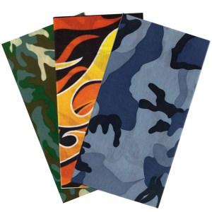 【A-Magic】台製頭巾--烽火戰士3入組