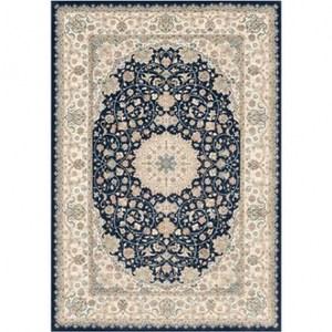皇宮絲毯95x140cm 波斯藍