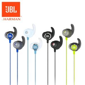 JBL Reflect Mini 2 輕量藍牙運動耳機黑色