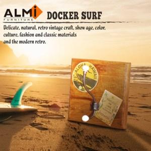 DOCKER SURF- HANGCLOTHES 單桿造型壁架